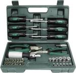 Набор инструментов 45 шт., FIT, 65143